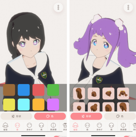 Gugenka、3Dアバター制作アプリ「MakeAvatar」をリリース 「コードギアス 反逆のルルーシュ」コラボ衣装も提供
