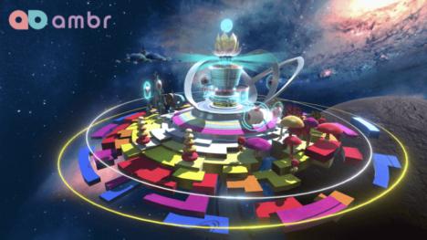 日本発のVR仮想空間「ambr」、2019年夏にオープンアクセスを開始 Oculus Quest対応も予定