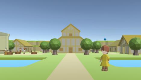 Piecenote、Oculus GO向けVR RPG「クインズナイト」を今夏リリース 公式サイトを公開
