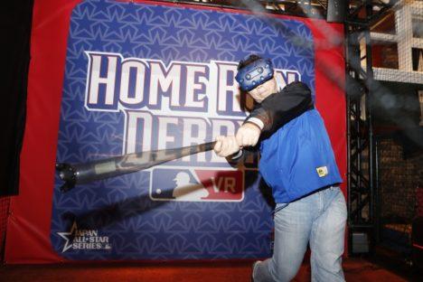 MLB Japan、全国5都市で 「MLB ホームランダービー VR 日本大会」を開催