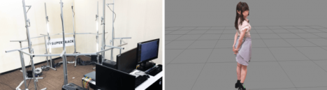 メディア工房、MR向けキャプチャー技術活用リアルタイム実写立体動画撮影システム「SUPERTRACK」を開発width=