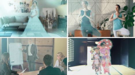 メディア工房、MR向けキャプチャー技術活用リアルタイム実写立体動画撮影システム「SUPERTRACK」を開発