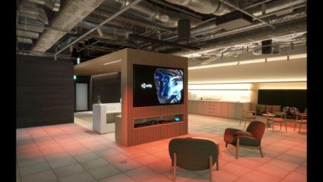 Unity、建築・建設向けのデモコンテンツ「Unity Japan Office プロジェクト」を無償でリリース