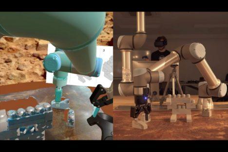 SE4、SIGGRAPH 2019にてロボット遠隔操作の独自技術を発表
