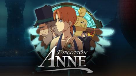 日本のアニメテイスト×スチームパンクな2Dシネマティックアドベンチャーゲーム「フォーゴットン・アン」のiOS版がリリース決定