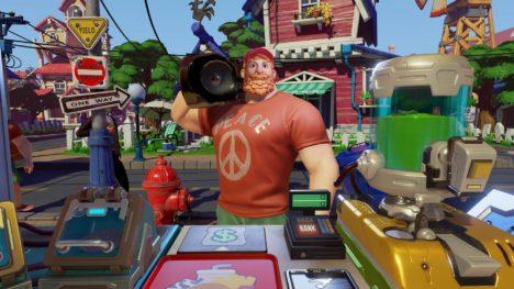 ファストフード店の店長になって店を切り盛りするPS VR向けシミュレーションゲーム「I'm Hungry」がリリース