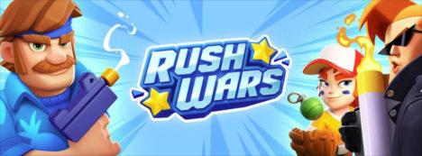 Supercell、スマホ向け最新タイトル「Rush Wars」のテスト配信をカナダなどの一部地域にて開始