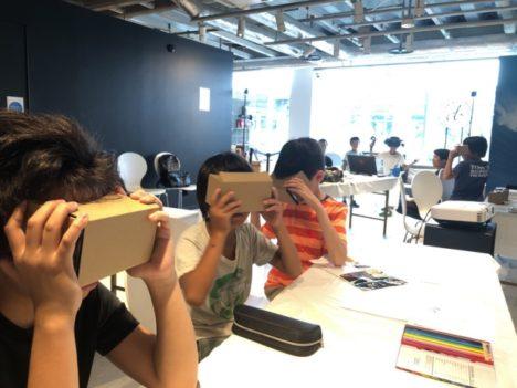 Yspace、宇宙VRを用いた理科教室の授業サービスを開始