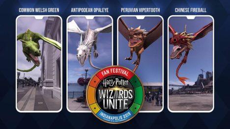 「ハリー・ポッター」の位置ゲー「ハリー・ポッター:魔法同盟」、初のファンフェスティバルの詳細を公開