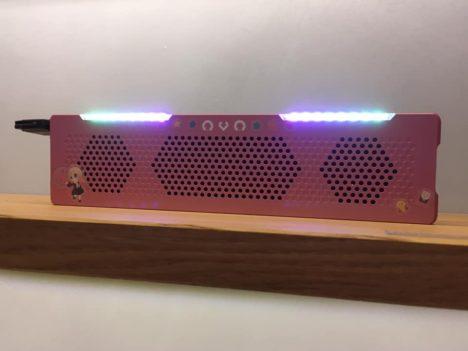 """【レポート】フルデジタルスピーカー「OVO」のクリアな音質に脳が""""とろける"""" 「音」を鑑賞する個展「とろける音展」"""