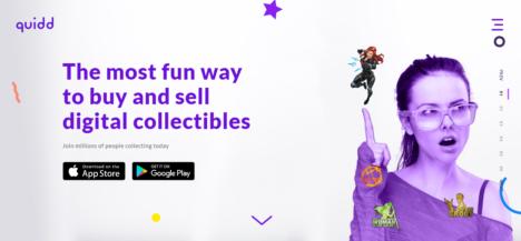 Animoca BrandsとHarmony、デジタルグッズ販売のQuiddを買収