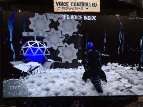 【TGS2019レポート】操作に必要なのは自分の「声」のみ 声で謎生物を導くアクションゲーム「The Voice Inside」