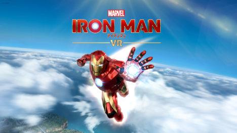SIE、PS VR向けタイトル「マーベルアイアンマン VR」を2020年2月28日に発売