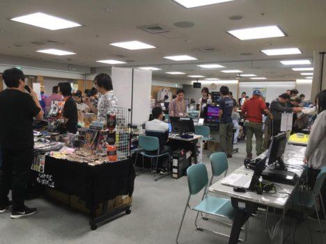 【レポート】東北初のインディゲーム系イベント「インディゲームマーケット」に行ってみた