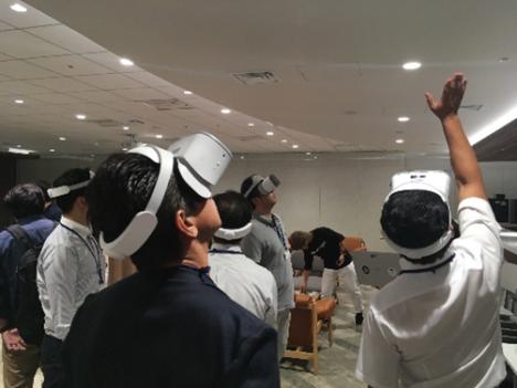 VR/ARクリエイティブプラットフォーム「STYLY」をBtoBラーニングに活用 クリーク・アンド・リバー社、NTTデータNJK・Psychic VR Labと連携