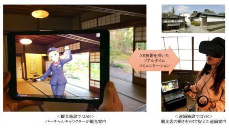 東近江市ら、xR技術を活用した観光ツアーを実施