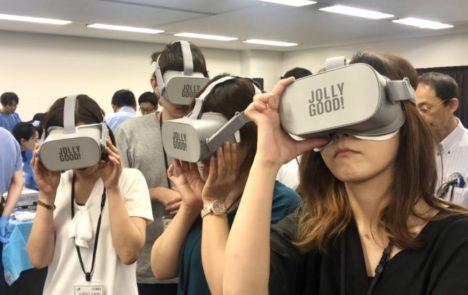 ジョリーグッド、VRで日本企業をアピールするイベント「Japan VR World」をベトナム・ホーチミンにて開催