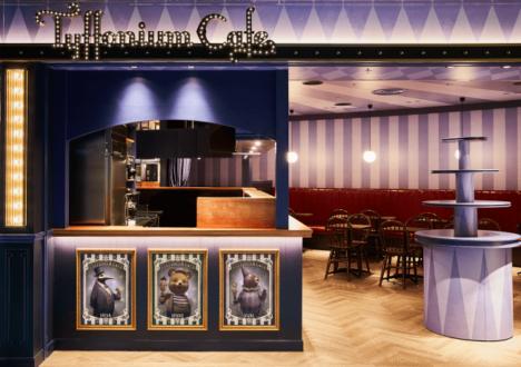 xRテーマパーク「ティフォニウム」の新業態店舗「ティフォニウム・カフェ」、渋谷PARCO地下1階に11/22オープン