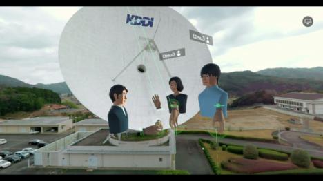 SynamonとKDDI、VRコラボレーションサービス「NEUTRANS BIZ」を活用した社員研修を実施