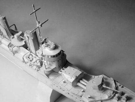 駆逐艦「菊月」の3DモデルをMITライセンスで作成・公開するクラウドファンディングが始動