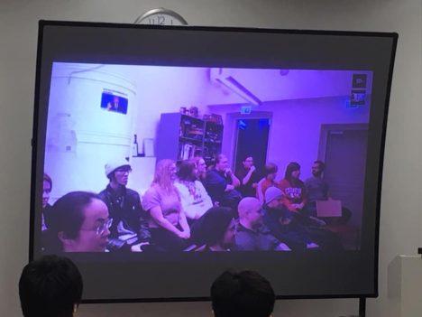 【レポート】仙台とフィンランドの学生がリアルタイムに自分達のゲームをプレゼン---グローバルラボ仙台の「スマホゲーム開発塾」をレポート