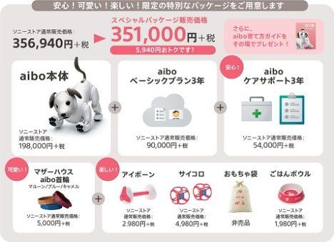 ソニーストア銀座、東北初のエンタテインメントロボット「aibo」スペシャルイベントを仙台三越で開催