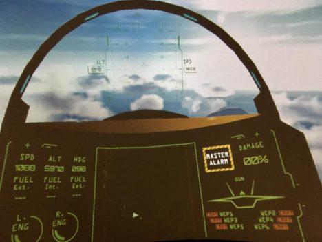 【デジゲー博2019レポート】富士山を眼下に収めながら空を飛ぶ---リアル過ぎる爽快フライトシミュレーター「Concept Model 1 - VR Preview」