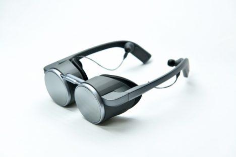 パナソニック、CES2020にてHDR対応の眼鏡型VRグラスを発表