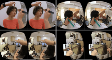 Tres Innovation、VRを活用した美容師向け教育サービス「hairVR」を開発