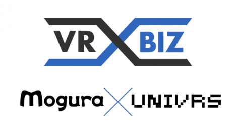 UNIVRSとMogura、B2B向けのVR/AR/MR開発で提携