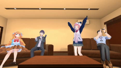 にじさんじ3Dゲーム実況レギュラー番組ヤシロ&ササキのレバガチャダイパン」が4/10より放送
