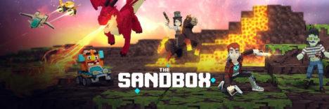 ブロックチェーン連動仮想空間「The Sandbox」、プレセールにて仮想の土地が6時間で完売