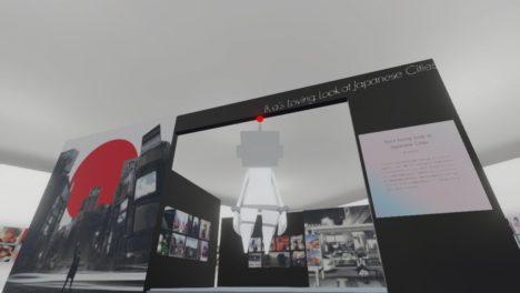 【レポート】イリヤ・クブシノブさんのVR展覧会「Virtual VIVID」を見てきた