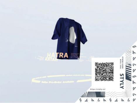 ファッションブランド「HATRA」、新作アイテムをARでチェックできるコンテンツを公開