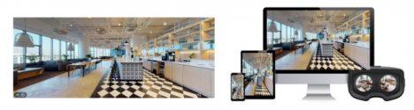 ESCAPE TOKYO、アパレル/不動産/ブライダル業界向けに360°VR撮影サービスを提供