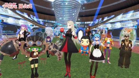 VR展示即売会「バーチャルマーケット4」、のべ来場者数が50万人を突破