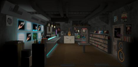 VR仮想空間「ambr」、5/25にオープンアクセス(β)を開始 事前登録受付中
