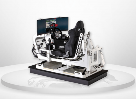 AZAPAエンジニアリングとアイロック、VRドライビングシミュレーター「T3R」を使った体感型車両開発ツールを提供